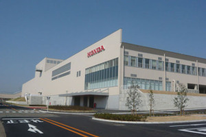 Honda's Kumamoto Factory where the Africa Twin is built