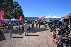 Overland Expo West 2016 Motorcycle Village