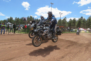 jumping gs at the overland expo