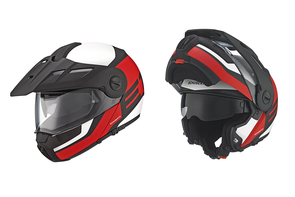 New Schuberth E1 Adventure Helmet Is Finally Here Adv Pulse