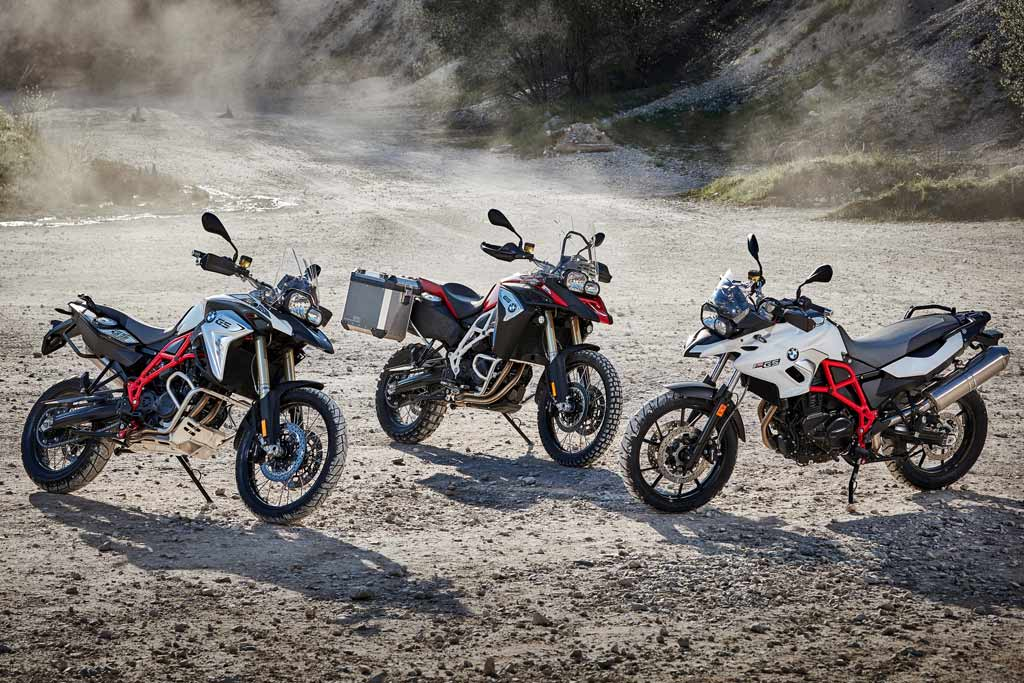 Bmw Announces Key Updates To 2017 F800gs And F700gs Adv Pulse