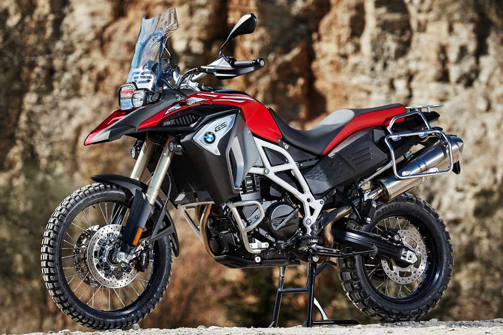 bmw announces key updates to 2017 f800gs and f700gs adv pulse. Black Bedroom Furniture Sets. Home Design Ideas