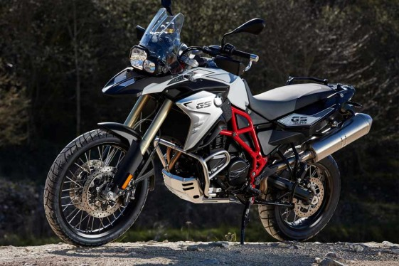 2017 F800GS Trophy Special Edition