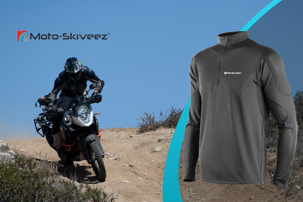 Moto-Skiveez Technical Riding Shirt