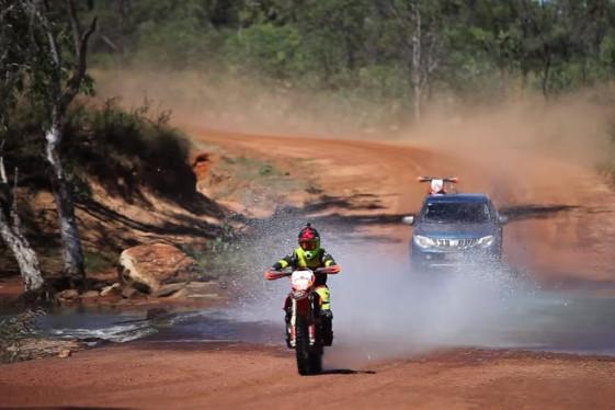 Motology Top Gear Challenge best adventure vehicle