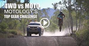 Motology 4WD vs Moto