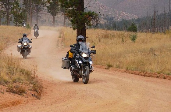 Motorcycle Relief Project Adventure Tours for Veterans