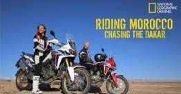 Riding Morocco Chasing the Dakar