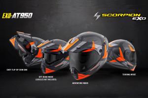 Scorpion EXO AT950