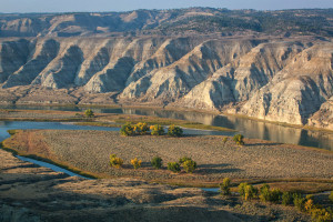 Lewis and Clark Trail Upper Missouri River Breaks National Monument
