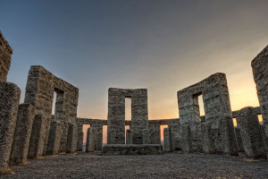 Maryhill Stonehenge on the Lewis and Clark Trail