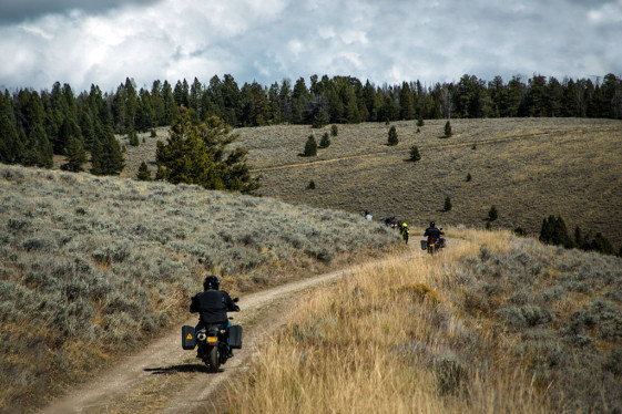 Lehmi Pass on the Lewis and Clark Trail