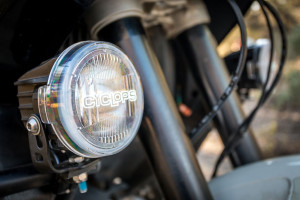 Cyclops driving lights clear wide beam filters