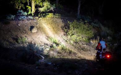 Cyclops Long Range motorcycle driving lights night ride
