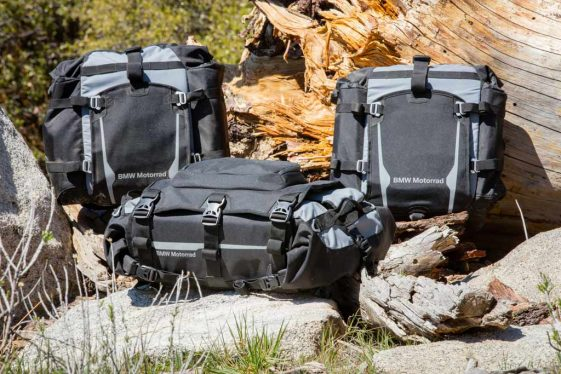 Atacama Adventure Luggage System