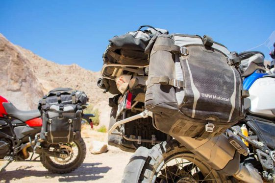 BMW Atacama Luggage System