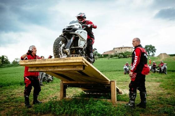 Ducati Riding Experience Enduro