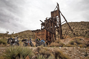 Evening Star Mine Mojave National Preserve