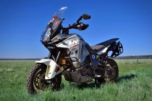 Black Dog KTM 1290 Super Adventure