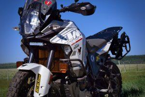Black Dog KTM 1290 Super Adventure