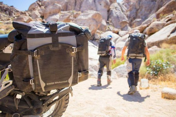 BMW Atacama Adventure Luggage