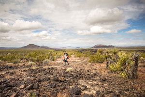 Cinder Cone Lava Beds in the Mojave National Preserve
