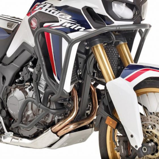 GIVI Africa Twin Accessories - Hi and Low mount Engine Guards