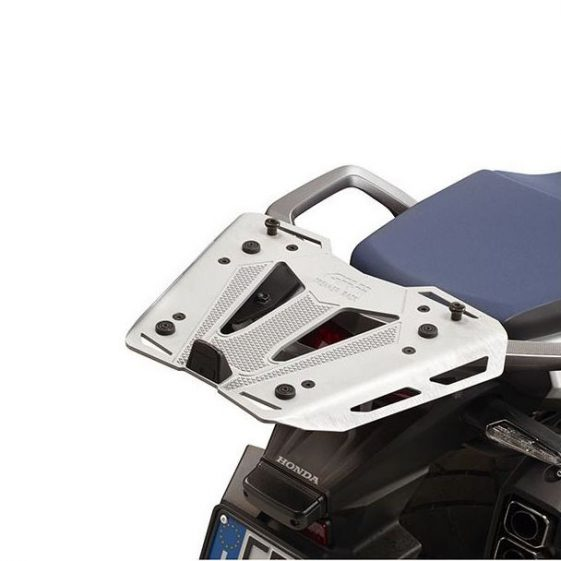 GIVI Africa Twin accessories rear rack hardware
