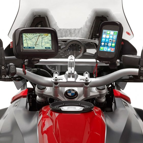 GIVI Africa Twin Accessories - Tankring and Smart Bar mounts