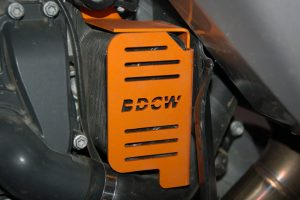 Black Dog Oil Cooler Guard for KTM 1290 Super Adventure