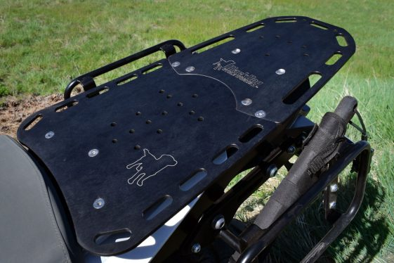 KTM 1290 Super Adventure Rear Rack and Pillion Rack System