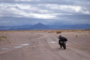 Soda Lake Mojave National Preserve