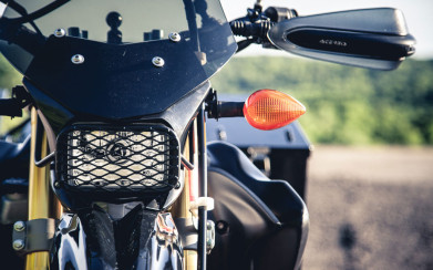 Yamaha WR250R mods and accessories