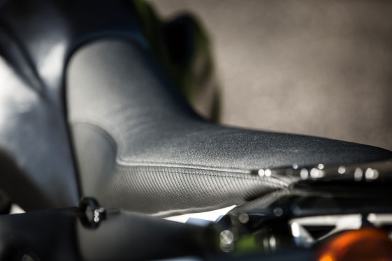 Yamaha wr250r mods - aftermarket seat