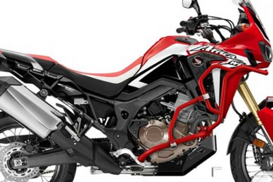 Altrider accessories for the Africa Twin - Crash Bars
