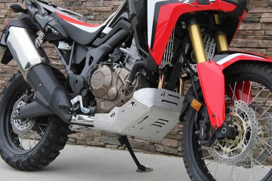 Altrider accessories for the Africa Twin - Skid Plate