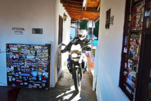 Baja Motorcycle Destinations - Mike's Sky Ranch