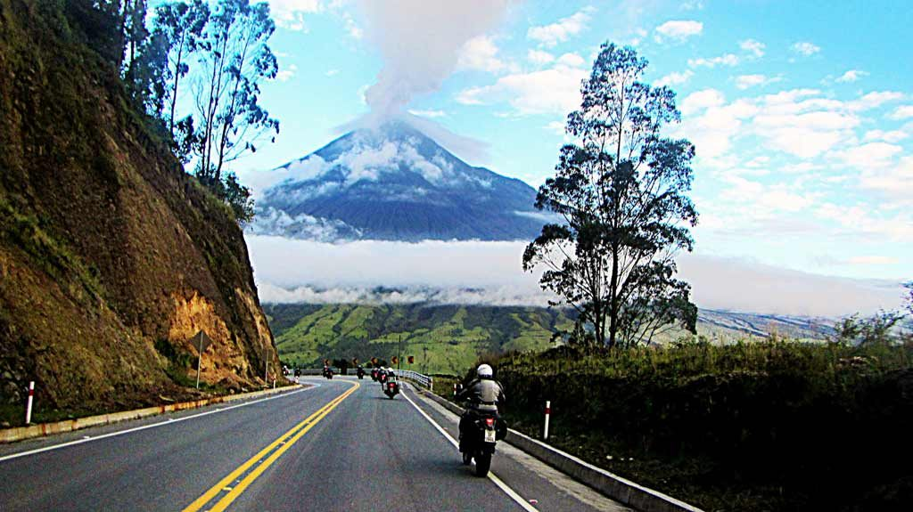 Ecuador Motorcycle Tour