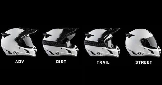 KLIM Krios Dual Sport Helmet