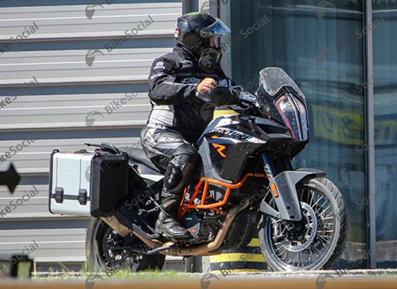 New KTM 1190 Adventure R - Redesigned for 2017