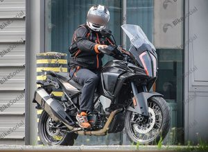New KTM 1190 Adventure - Redesigned for 2017