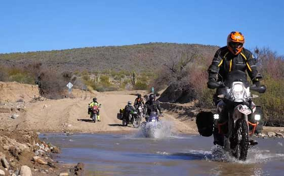 Rocky Mountain Adventure Motorcycle Ride Plan Series