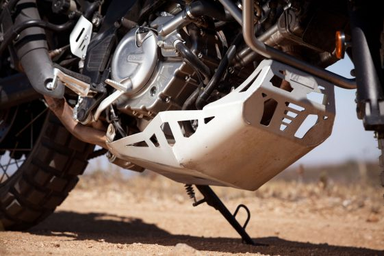 AltRider Skid Plate for the V-Strom