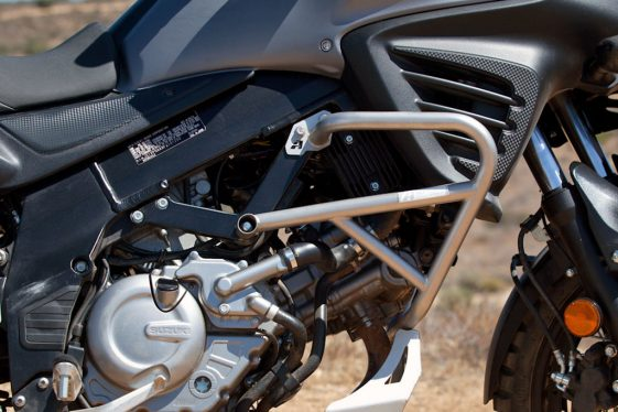 AltRider Crash Bars for the V-Strom