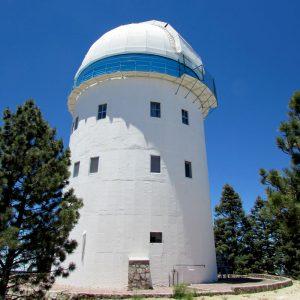 Baja Destinations - San Pedro Martir Observatory