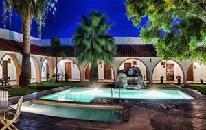 Baja destinations and locations - Hotel Mision Catavina