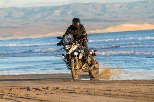 bmw r1200gs vs r1200gsa riding in Baja Mexico