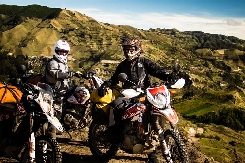 Ecuador Adventure Motorcycle Tour