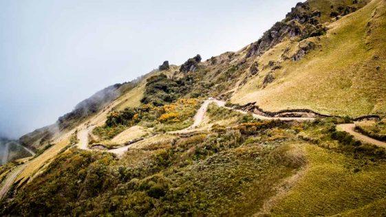 Ecuador Freedom Adventure Motorcycle Tour