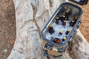 GIVI Adventure Motorcycle Hard Cases - Ice Chest